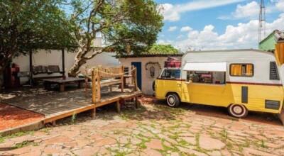 5 motivos para se hospedar na Campervan: um hostel móvel