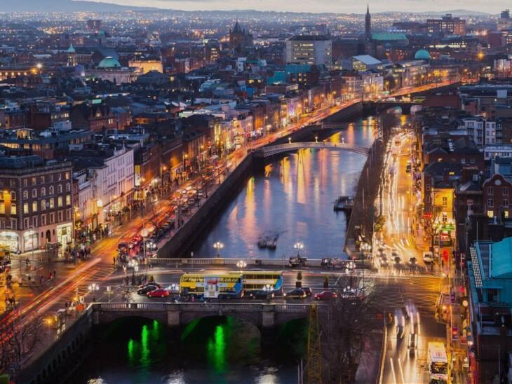 Portal Turístico Oficial de Dublin