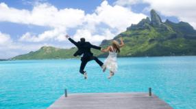 30 destinos nacionais e internacionais fantásticos para passar a lua de mel