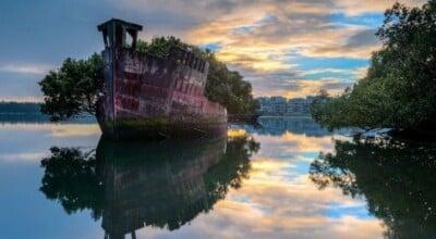 32 lugares abandonados ao redor do mundo que você pode visitar