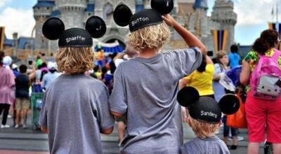 22 dicas para quem vai viajar com crianças pequenas a Orlando