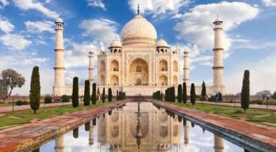 10 cartões postais encantadores da Índia, um lugar exótico e inesquecível