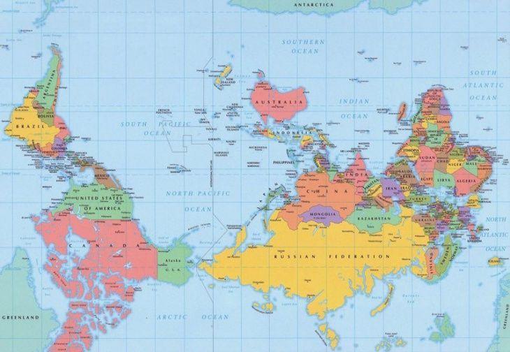 23 Mapas Que Nao Te Ensinaram Na Escola Mas Que Voce Deve Conhecer