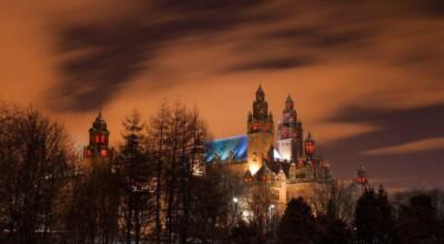 24 provas de que a Escócia é ainda mais bonita à noite
