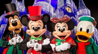 40 fotos que provam que o Natal na Disney é ainda mais mágico