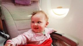 10 dicas para quem vai viajar de avião com bebês de até 2 anos