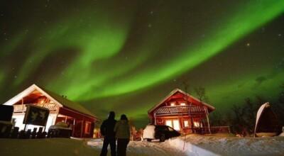 Como foi minha experiência e emoção ao ver a Aurora Boreal