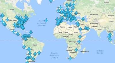 Descubra as senhas de Wi-Fi de vários aeroportos pelo mundo com este mapa