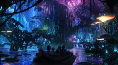 Confirmado: área temática do filme Avatar inaugura em maio no Disney's Animal Kingdom