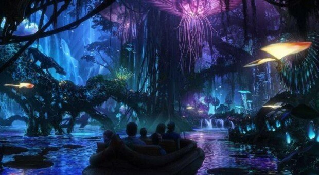 Confirmado: área temática do filme Avatar inaugura em maio no Disney's Animal Kingdom