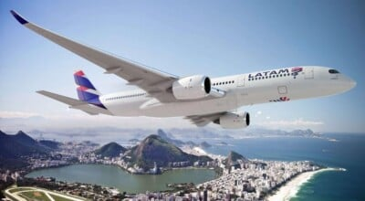 LATAM começa a leiloar assentos para classe executiva em voos internacionais