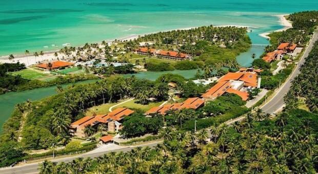 Conheça o resort alagoano que é o melhor all inclusive da América do Sul