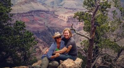 Lua de Mel sem fim: casal passa primeiro ano de casamento viajando pelo mundo