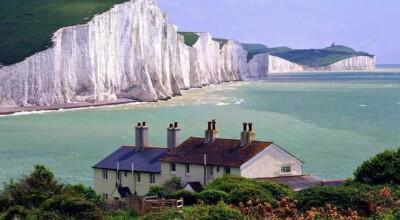 11 fotos dos deslumbrantes penhascos brancos de Dover na Inglaterra