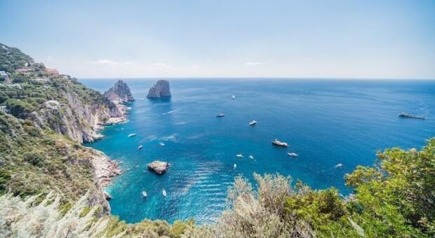 12 imagens da ilha de Capri: um dos mais lindos cenários do mundo