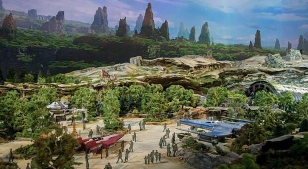 Star Wars Land: Disney apresenta novas áreas do Star Wars em seus parques