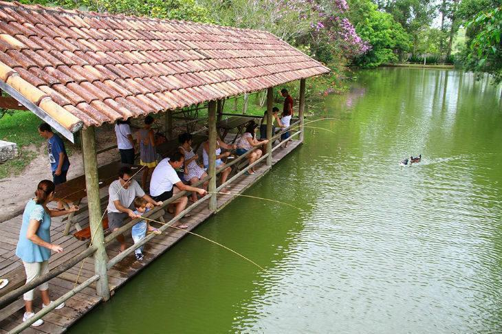 hotel fazenda no interior SP Berro D'Água