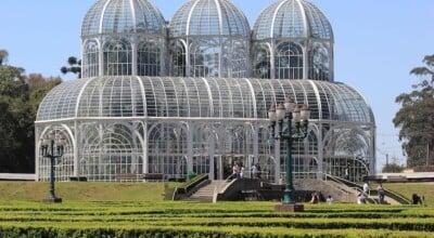 Jardim Botânico de Curitiba: guia com fotos e informações