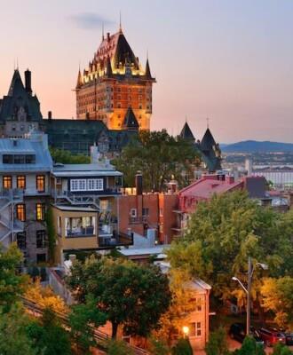 20 atrações imperdíveis de Quebec, a cidade mais francesa do Canadá