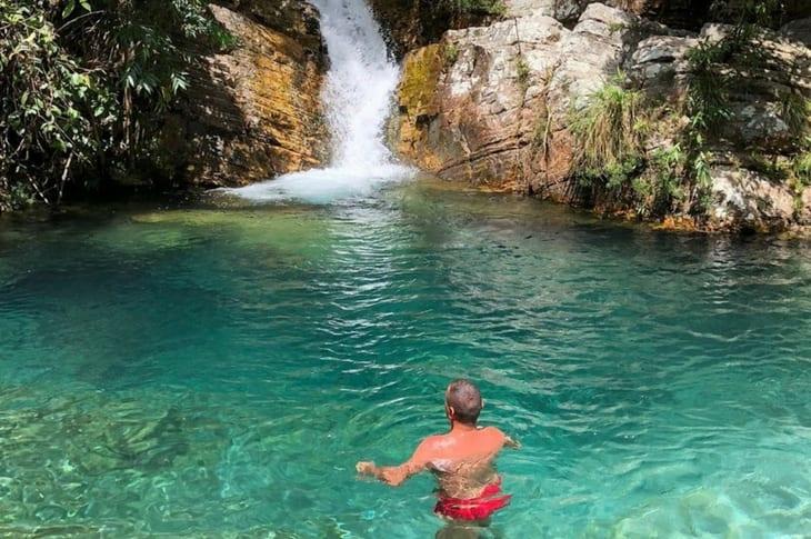 Cachoeira De Santa Bárbara Conheça Este Espetáculo Da Natureza