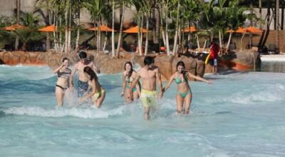 Hot Beach: conheça o mais novo parque aquático de Olímpia