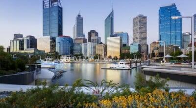 Perth: a linda cidade australiana pouco conhecida pelos brasileiros