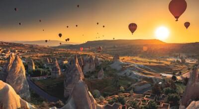50 motivos para nunca conhecer a Capadócia, na Turquia