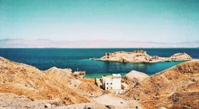 10 bons motivos para você conhecer o Mar Morto