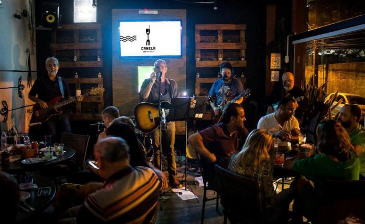 cca33dbe46f Canela Gastrobar. Considerado um dos melhores bares com música ao vivo do  Recife ...