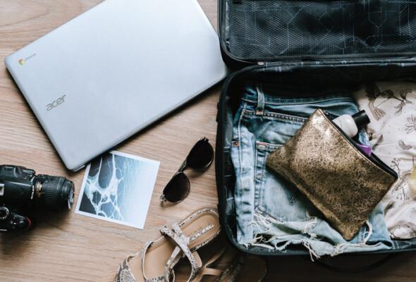 O que pode levar na bagagem de mão: dicas para não errar na hora de viajar