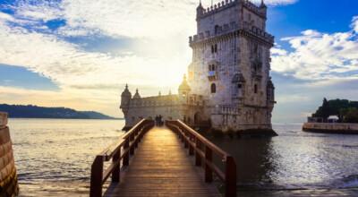 Tempo em Lisboa: informações sobre o clima de janeiro a dezembro