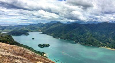 Saco do Mamanguá: o que fazer no único fiorde brasileiro