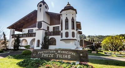 Treze Tílias: o que fazer nesse pedacinho austríaco de Santa Catarina