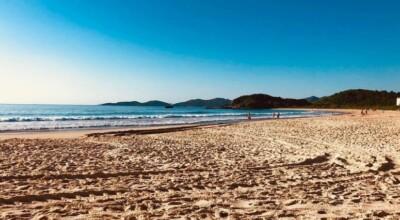 Maranduba: praia com diversão para toda a família