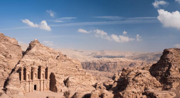 Petra: as mais deslumbrantes relíquias históricas do mundo