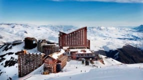 Valle Nevado: o maior resort de neve do hemisfério Sul