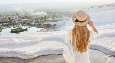 Pamukkale: o surpreendente castelo de algodão da Turquia