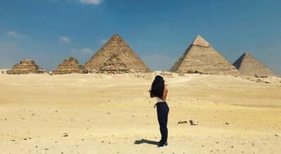 Pirâmides de Gizé: conheça uma das sete maravilhas do mundo antigo