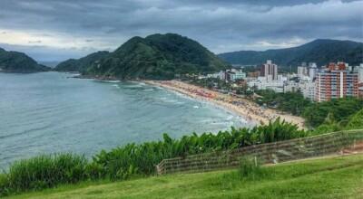 Praia do Tombo: conheça esta bela atração do Guarujá