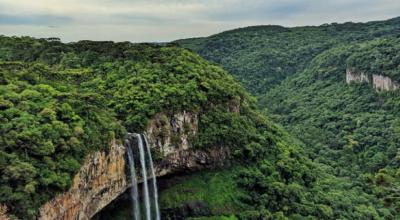 Cascata do Caracol: um dos principais cartões postais da Serra Gaúcha