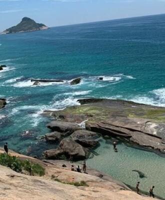 Praia do Secreto: visite esse paraíso da Zona Oeste do Rio de Janeiro