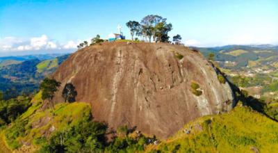 Pedra Bela: conheça a incrível natureza do interior de SP