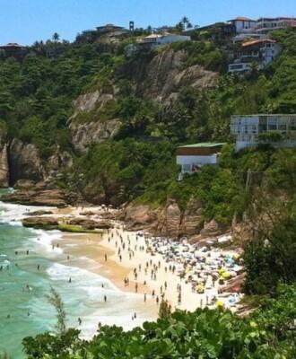 Praia da Joatinga: descubra esse lugar encantador no Rio de Janeiro