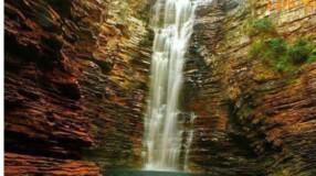 Cachoeira do Buracão: a bela queda d'água da Chapada Diamantina