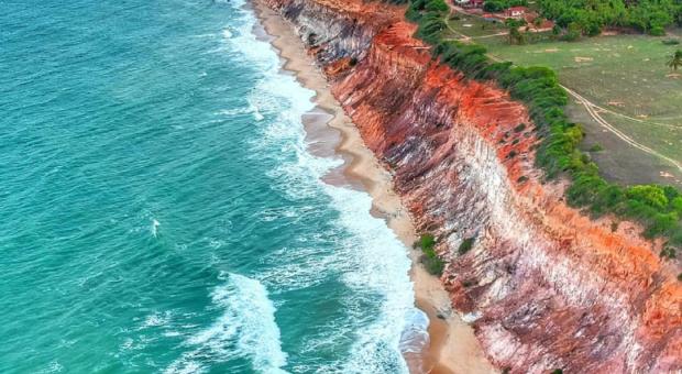 Baía da Traição: um paraíso de cultura e história no litoral da Paraíba