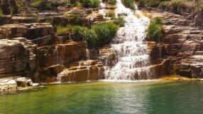Cachoeira Lagoa Azul: uma das lindíssimas atrações de Capitólio