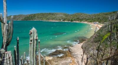 Praia da Tartaruga: visite essa paradisíaca atração de Búzios