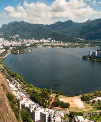 Lagoa Rodrigo de Freitas: um apaixonante cartão postal do Rio