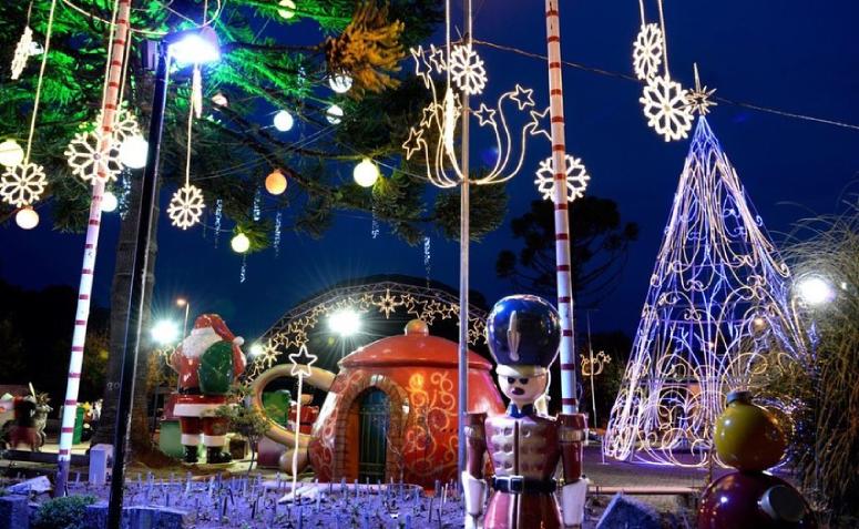 Natal em Campos do Jordão: conforto e charme nesta bela cidade serrana