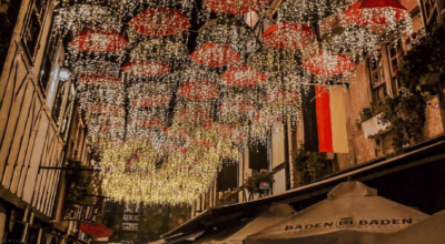 Natal em Campos do Jordão: conheça lugares românticos e muita magia